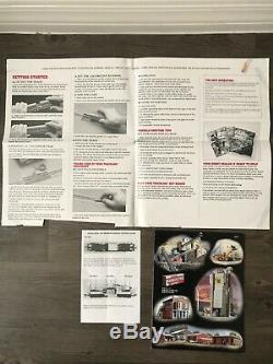 Deluxe ready to run Walthers Trainline Ho scale Canadian Pacific model train set