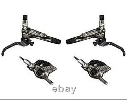Disc Brake Xtr BR-M9020 trail Kit FULL SET pair Front and Rear ready to run