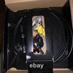 Disc Brake Xtr m9020 Kit FULL SET Front and Rear ready to run