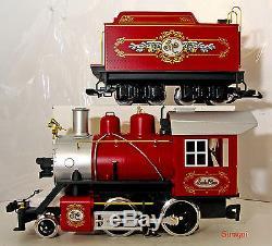 G Scale G Gauge LGB 72326 The Neiman Marcus Christmas Train Set Ready To Run NOB