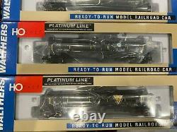 Ho Train Scale Walthers Ready-to-run Railroad Car. 12 Pack Set New In Box