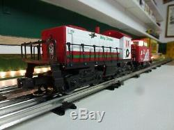 K-Line Santas Yuletide Special Freight Train ready to run complete set K-1110