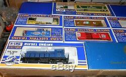 K-line Proctor & Gamble Sw Diesel Train Set Ready To Run K-1990