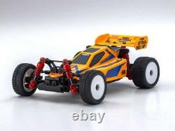 Kyosho 32092Y Mini Z RC 4WD Buggy Ready Set Turbo Optima Mid Special Yellow RTR