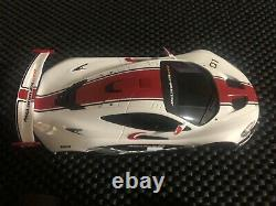 Kyosho 32324WR Mini-Z RWD Series Ready Set RTR McLaren With Gyro, Light Kit, Cones