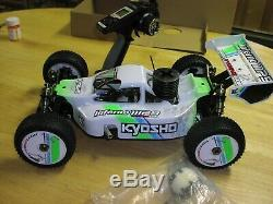 Kyosho Inferno MP9 TKI3 Ready Set RTR Nitro-Powered Racing Buggy