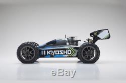 Kyosho Inferno NEO 3.0 4WD Buggy Readyset T1 2.4GHz blau RTR 18 K. 33012T1