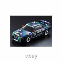 Kyosho MINI-Z AWD NISSAN HKS SKYLINE R32 GT-R 1993#87 Ready Set 32618HK RTR