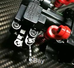 Kyosho MINI-Z OVERLAND MV01 MERCEDES G55L AMG ROT 2WD KT19 RC Ready Set