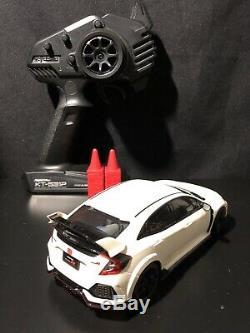 Kyosho Mini Z FWD Honda Civic Type R Ready Set RTR