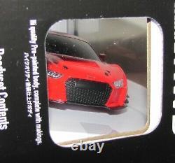 Kyosho Mini Z, MR03 RWD Readyset RTR, Audi R8 LMS 2015 (W-MM)