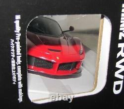 Kyosho Mini Z, MR03 RWD Readyset RTR, La Ferrari rot(W-MM), neu, limited series