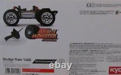 Kyosho Mini Z Monster MM-01 Readyset RTR, Dodge Ram 1500 rot, neu u. Unbespielt