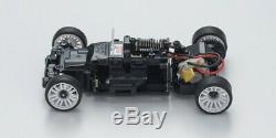 Kyosho Mini-Z RWD Chevrolet Corvette ZR1 Gray Ready Set RTR 32334GM Japan NEW