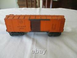 LIONEL 1950'S ELECTRIC TRAIN SET With LIGHT & SMOKE. COMPL. ETE & READY TO RUN SET