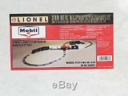 LIONEL 6-11957 1997 Mobil Ready to Run Steam Loco Set NIB SEALED