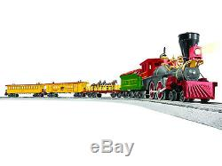 LIONEL 6-82442 Five Start General Ready To Run O Gauge Set with Remote & BT App