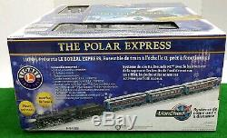 LIONEL 6-84328 LionChieF The Polar Express O-Gauge Ready-To-Run Train Set NEW