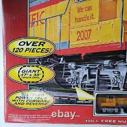 Life-Like Electric Trains Power Blaster HO Giant Ready To Run Set Factory Sealed