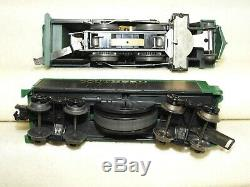 Lionel 027 Southern Electric Train Set Complete, Ready To Run, Brand New Track