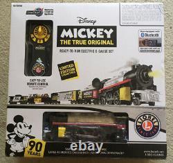 Lionel 1823050 Disney Mickey The true Original Ready-to-run o-gauge set