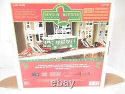 Lionel 21924 Holiday Trolley 027 Train Set-1999 Ready To Run Boxed- Ln Sh
