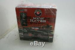 Lionel 684709 New Haven RS 3 Lion Chief Ready To Run Train Set w 8 Track Pieces