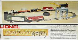 Lionel 6-1072 Cross Country Express Ready-To-Run Starter Set (1) 1980 C10 Sealed