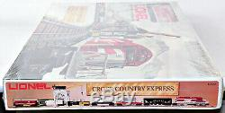 Lionel 6-1072 Cross Country Express Ready-To-Run Starter Set (2) 1980 C10 Sealed