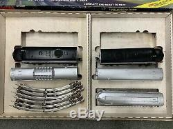 Lionel 6-11707 Amtrak Silver Spike Ready-To-Run Starter Set 1988 C10