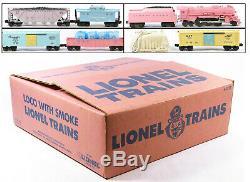 Lionel 6-11722 Girls Train Ready-To-Run Boxed Starter Set 1990 C9/10