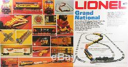 Lionel 6-1460 Grand National Chessie Ready-To-Run Starter Set 1974 C10 Sealed