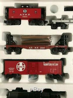 Lionel 6-30091 Santa Fe Freight Ready to Run Train Set (2008)