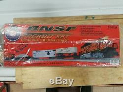 Lionel 6-30154 RTR BNSF Ready to Run Freight Set