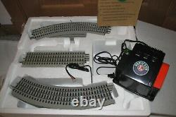 Lionel 6-30164 Santas Flyer Ready to Run O Scale Train Set with Fastrack