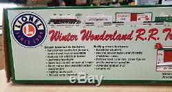Lionel 6-31901 O27 Gauge Winter Wonderland Ready To Run Train Set Brand New