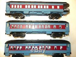 Lionel 6-31960 Polar Express Passenger Train Set-Ready To Run-O gauge-Nice w box