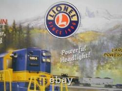 Lionel 6-31976 Yukon Special Alaska Ready-To-Run Train Set O Gauge Train Sounds