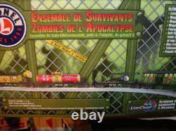 Lionel 6-82099 Zombie Apocalypse GP38 LionChief Ready-To-Run Set
