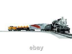 Lionel 6-83080 Rio Grande 0-4-0 Switcher LionChief Ready-to-Run Train Set