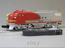 Lionel 6-84719 Santa Fe Super Chief Lionchief Ready to Run Train Set withBluetooth