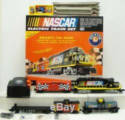 Lionel 7-11004 NASCAR Ready-To-Run Train Set MT/Box