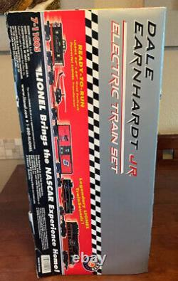 Lionel 7-11005 Dale Earnhardt Jr Ready To Run Set Never Been Opened