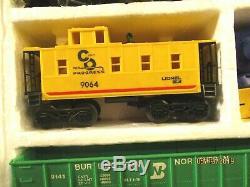 Lionel Allegheny Train Set Made 1970 72 Ready To Run O27 Train Set