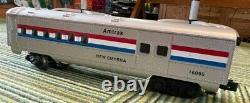 Lionel Amtrak Train Set O-27 Gauge Ready To Run