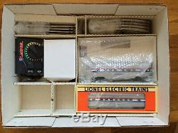 Lionel Amtrak complete ready-to-run train set 6-11748 new NIB