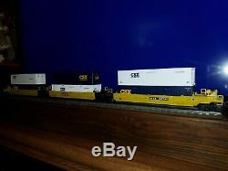 Lionel CSX 6-83974 Factory Sealed Ready to Run Set with Bluetooth