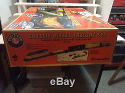 Lionel Chessie Freight Set 6-31915, Ready To Run