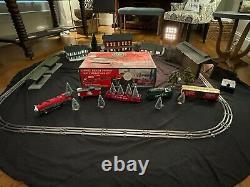Lionel Christmas Ready to Run Train Set O Gauge