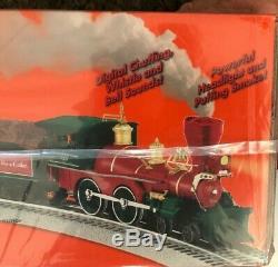 Lionel Coca-cola Ready To Run Vintage Steam Train Set #6-30166 Limited Ed (m15)